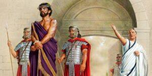HET WAS JEHOVAH'S WIL OM HEM TE VERBRIJZELEN