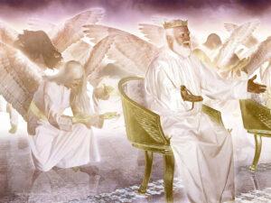 ZE ZULLEN NAAR HEM TOE KOMEN EN VOOR JEHOVAH NEERBUIGEN