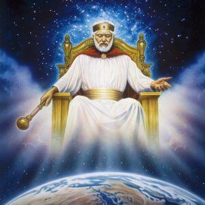 JEHOVAH NEEMT ZIJN PLAATS IN OM ZIJN RECHTSZAAK TE VOEREN
