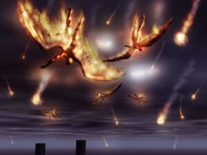 IS SATAN AL ALS EEN BLIKSEMSCHICHT UIT DE HEMEL GEVALLEN?