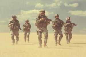soldaten militairen oorlog