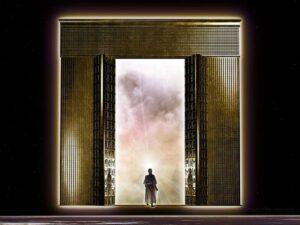 de deur naar de hemel