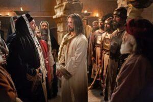 Jezus terechtstelling