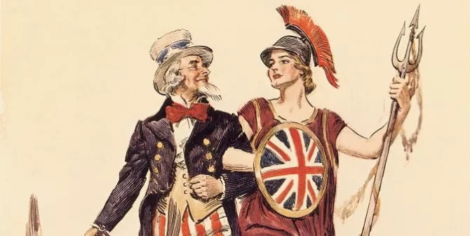 Anglo-Amerikaanse alliantie