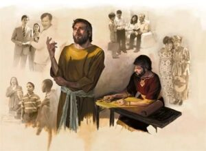 Serie over Jeremia