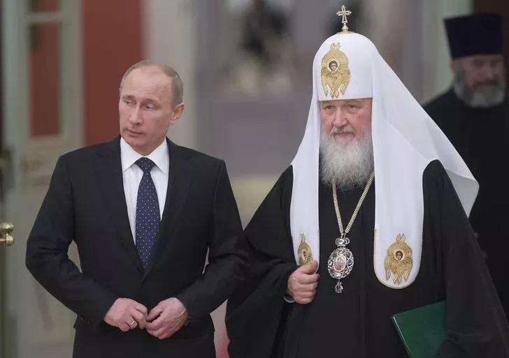 Poetin en zijn vrienden