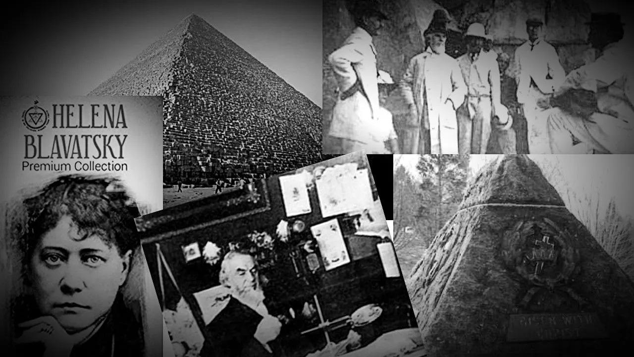 Charles Russel piramide