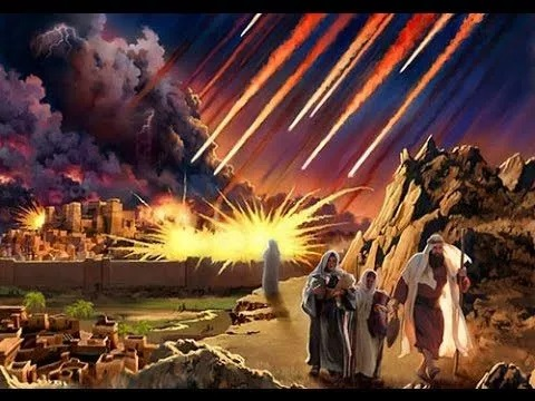 De ondergang van Sodom