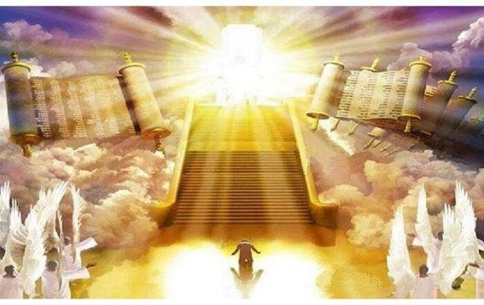 Troon van God