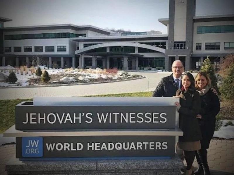 de tempel van Jehovah