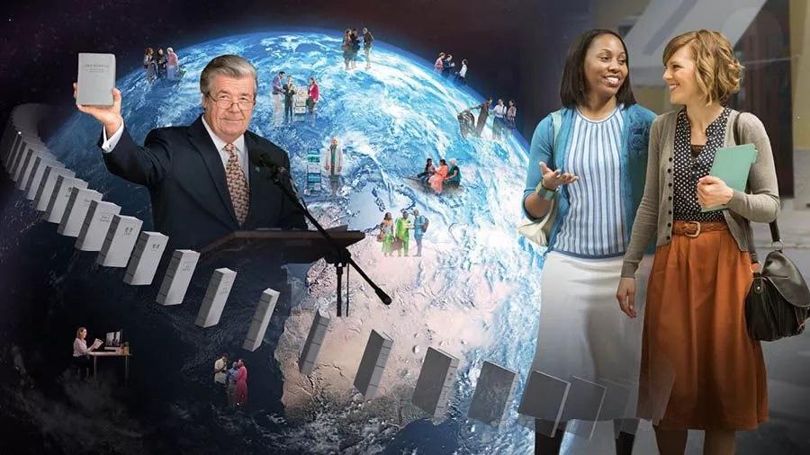 Wachttoren en de wereld